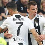 Juventus Sampdoria formazioni ufficiali