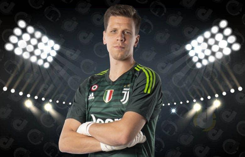 Infortunio Szczesny Juventus