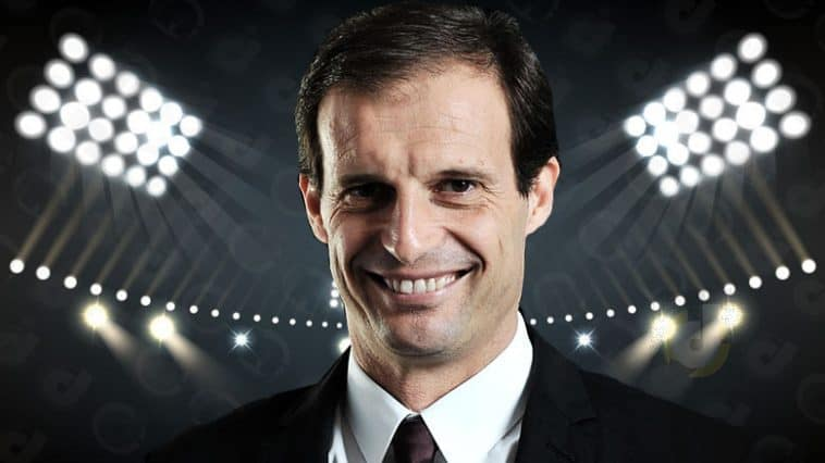conferenza stampa Allegri Juventus