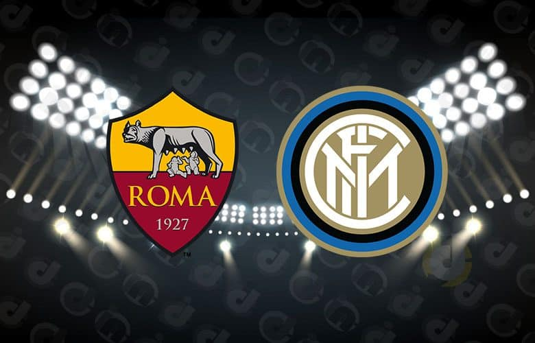 Inter Roma streaming: dove vedere il match, no Rojadirecta