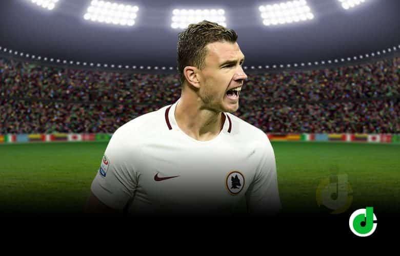 Dzeko Juventus |  la Roma non lo schiera ma l'affare si complica