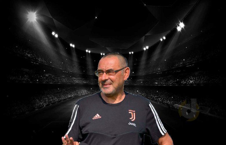 Sarri Juventus Conferenza stampa Sarri