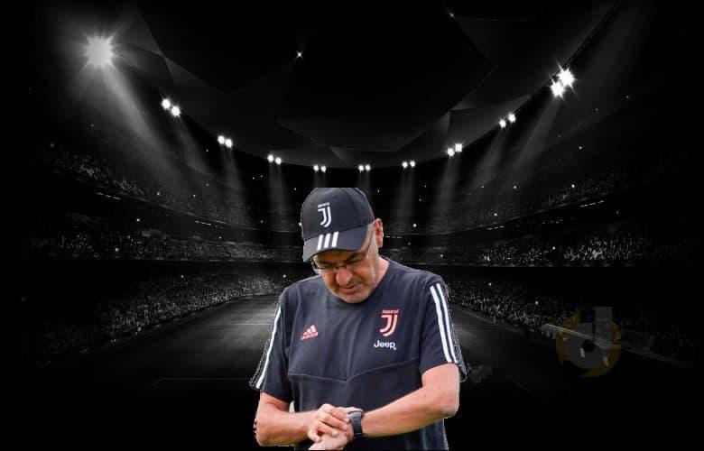 Sarri Juventus |  strigliata alla squadra |  le parole