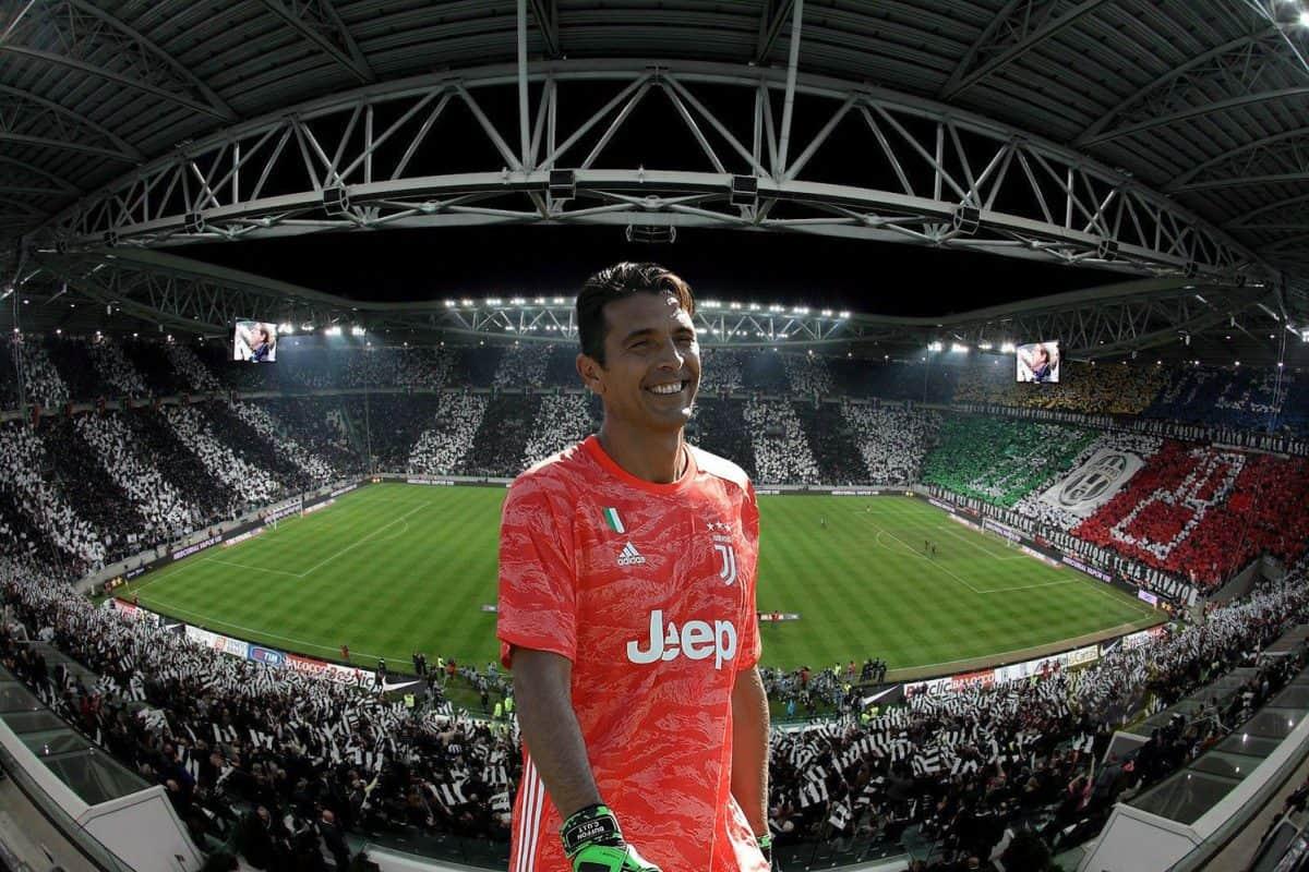 Juventus Buffon juventus