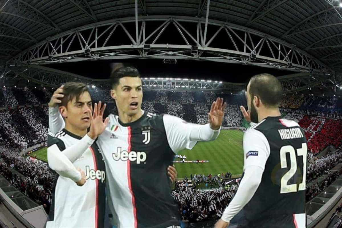 SPAL Juventus probabili formazioni, riecco il 4 3 3: Cuadrad