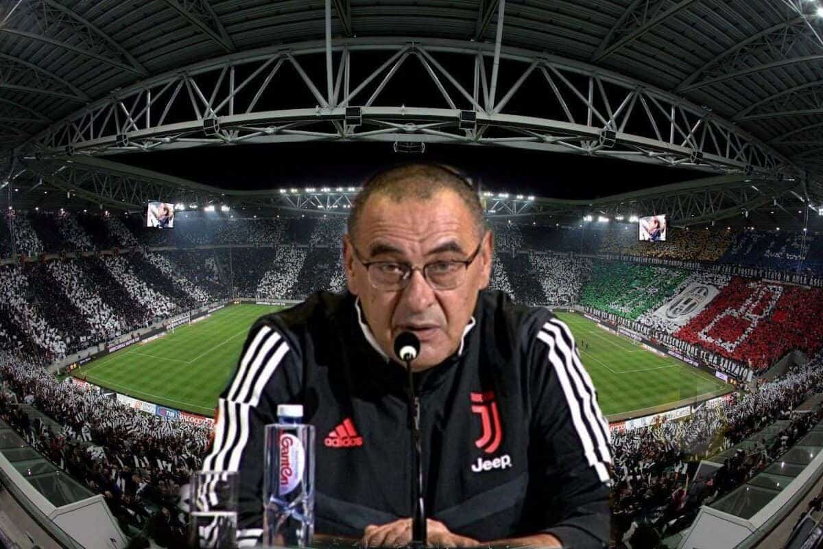 """Sarri: """"Juve nettamente superiore. Ronaldo? Pensavo non soff"""