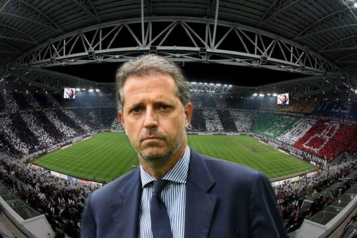 Mercato Juventus Paratici