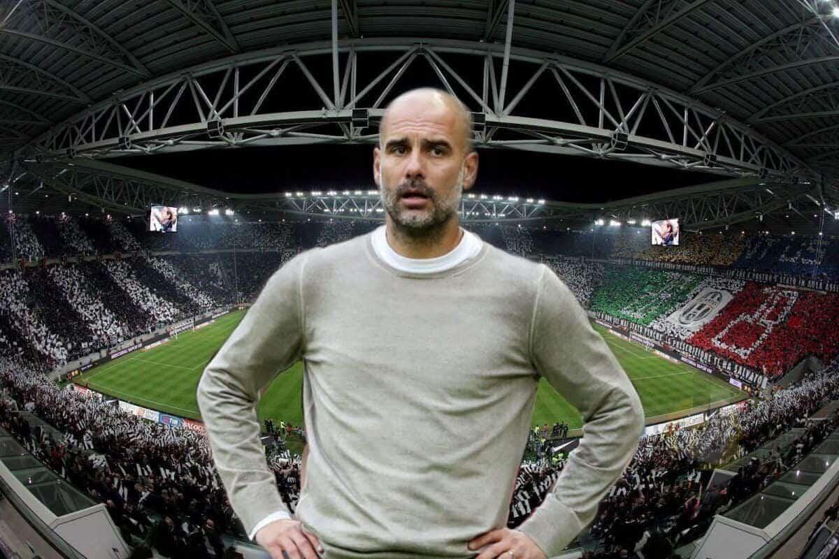 """Guardiola Juventus, nuova indiscrezione: """"Sarri in bilico. Pep il favorito"""""""
