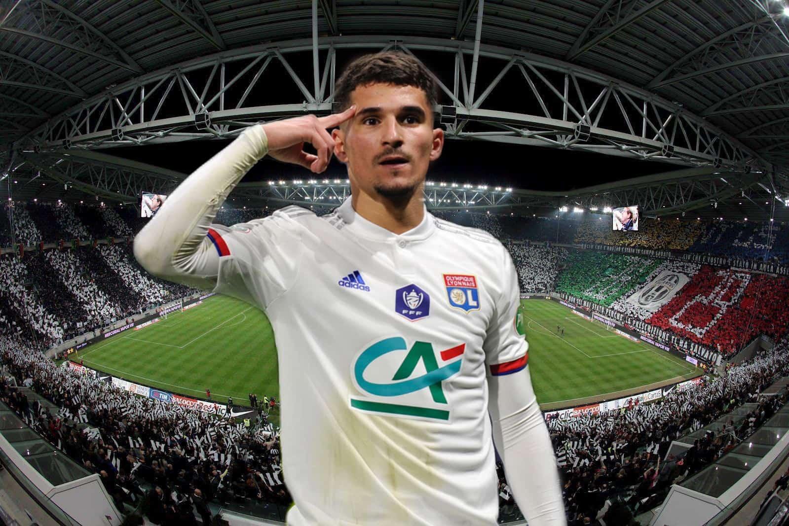 Mercato Juventus, non solo Aouar: occhio al gioiello del Lione