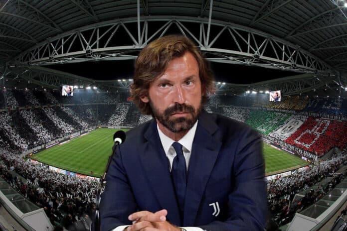 CONFERENZA STAMPA Pirlo Juventus