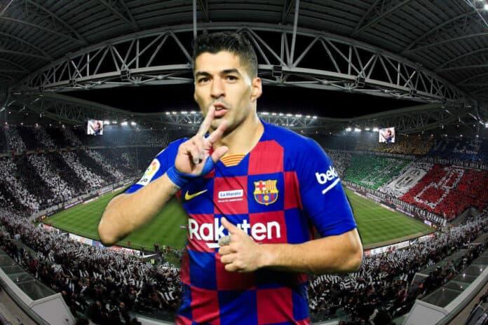 Luis Suarez Juventus