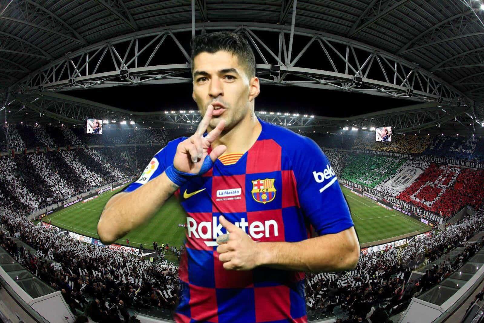 """Caso Suarez, calciatore a prof: """"Stai tranchilla porché io lo estudio in l'avion"""""""